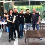 2° posto Trofeo Roma Nuoto Master 2019